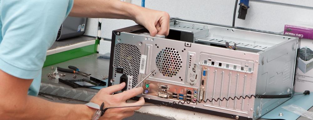 PC onderhoud en reparaties